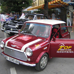 Golden Sands&#39 retro rally