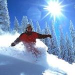 Bansko ski ride