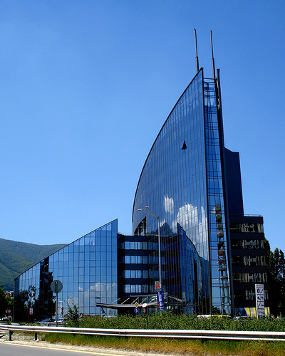 Business building in Sofia